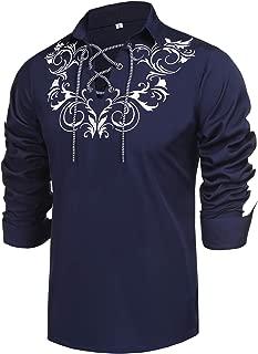 mens jacobite shirt