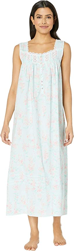 Cotton Woven Lawn Ballet Nightgown