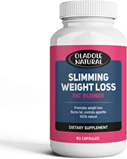 Oladole Natural Slimming Weight Loss And Appetite Suppression - 60 Capsules