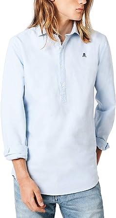 Scalpers NOS POLERA Shirt - Camisa para Hombre, Talla 37 ...