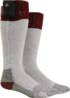 Turtle Fur Lectra Sox Hiker Boot Socks, Electric Battery Heated Socks