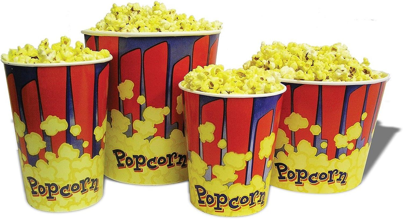 Benchmark USA 41470 Popcorn Tubs