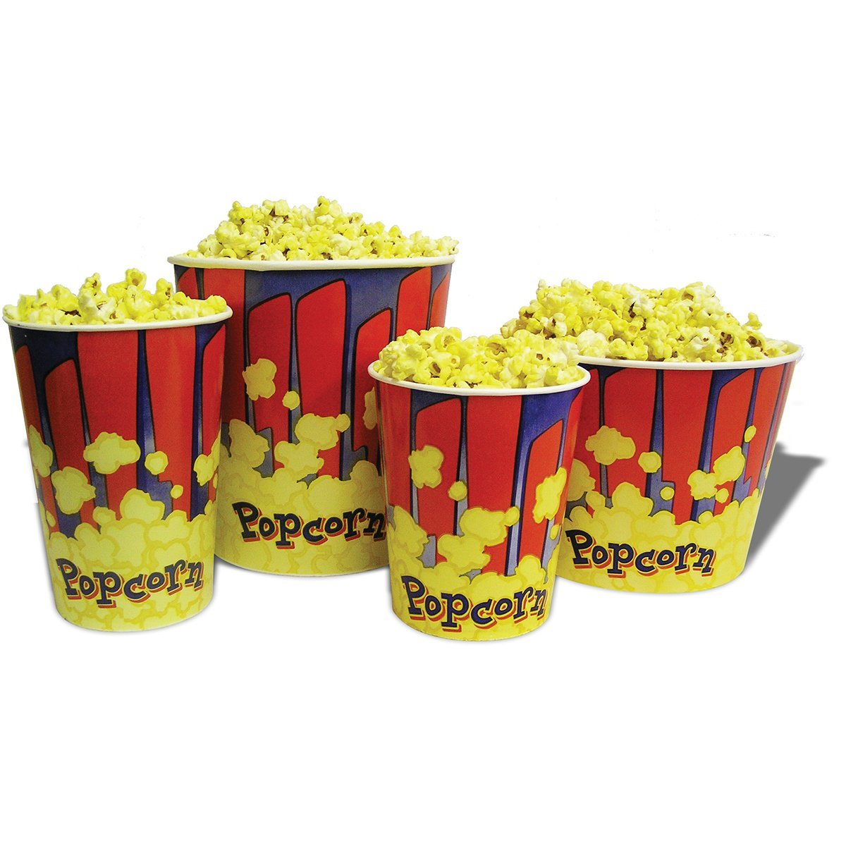 Popular standard Ranking TOP16 Benchmark 41446 Party Occasion 100 oz. 46 Popcorn Tubs -