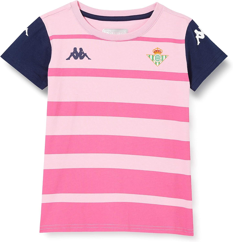 Kappa Asere Betis Camiseta Unisex niños