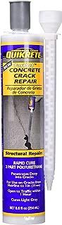 QUIKRETE Companies 865069 8.6 oz Fast Set Concrete Epoxy Repair