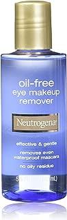 Neutrogena Oil-Free Eye Makeup Remover For Unisex 5.5 oz