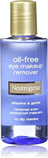 Neutrogena Oil-Free Eye Makeup Remover For Unisex 5.5 oz