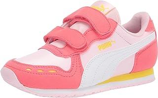 کفش راحتی و حلقه ای PUMA Unisex-Baby Cabana Racer Hook and Loop