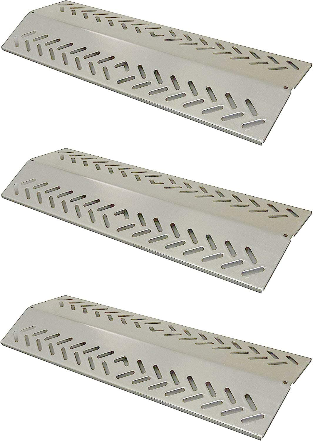 Dongftai SN464A 3-Pack Stainless Seasonal Wrap Introduction Plate Today's only Heat Steel Replacement