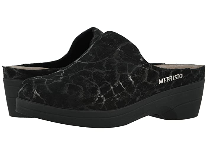 UPC 191993298236 product image for Mephisto Satty (Black Spider) Women's Shoes | upcitemdb.com