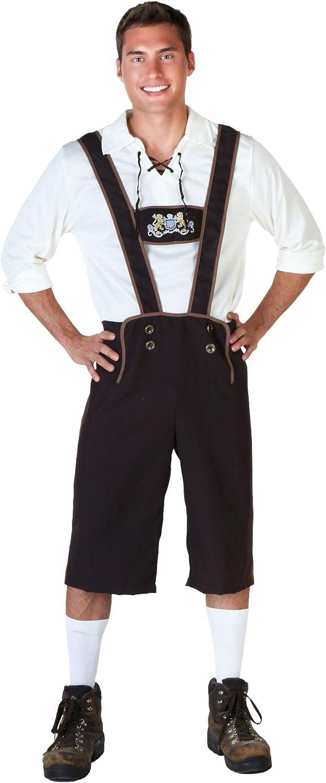 Plus Size safety Columbus Mall Lederhosen Costume