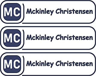 All-purpose, Custom Name Labels, Name And Initials, Multiple Colors And Sizes, Waterproof, Microwave And Dishwasher Safe, Washer And Dryer Safe, Camp Labels, Custom Stickers, Custom Labels