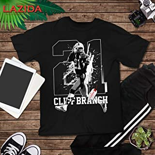 Cliff-Branch 21 Oakland Football Thank You For The Memories Jersey T-Shirt   Hoodie   Tank Top   Sweatshirt   Long Sleeve