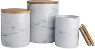 Best marble kitchen containers Reviews