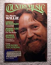 Willie Nelson - The Mystic Willie - Country Music Magazine - June 1977 - CMM1