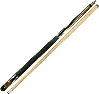 "58"" 2 Piece Hardwood Canadian Maple Pool Cue Billiard Stick W Irish Wrap Choose 18-21 Oz Several Styles to Choose from"