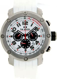 TW Steel Watch for Men, Rubber, TW-603