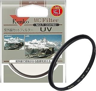 Kenko-Tokina 58mm UV (0) Multi-Coated SL-39 Optical Glass Filter - Made in Japan