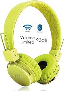 Auriculares Bluetooth para Niños, Auriculares Plegable para