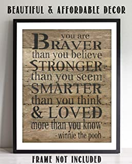 Best winnie the pooh stronger quote Reviews