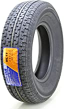 One New Premium WINDA Trailer Tire ST205 75R14 /8PR Load Range D Steel Belted w/Scuff Guard