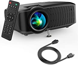 Video Projector, DBPOWER 120 ANSI Home Projector 176