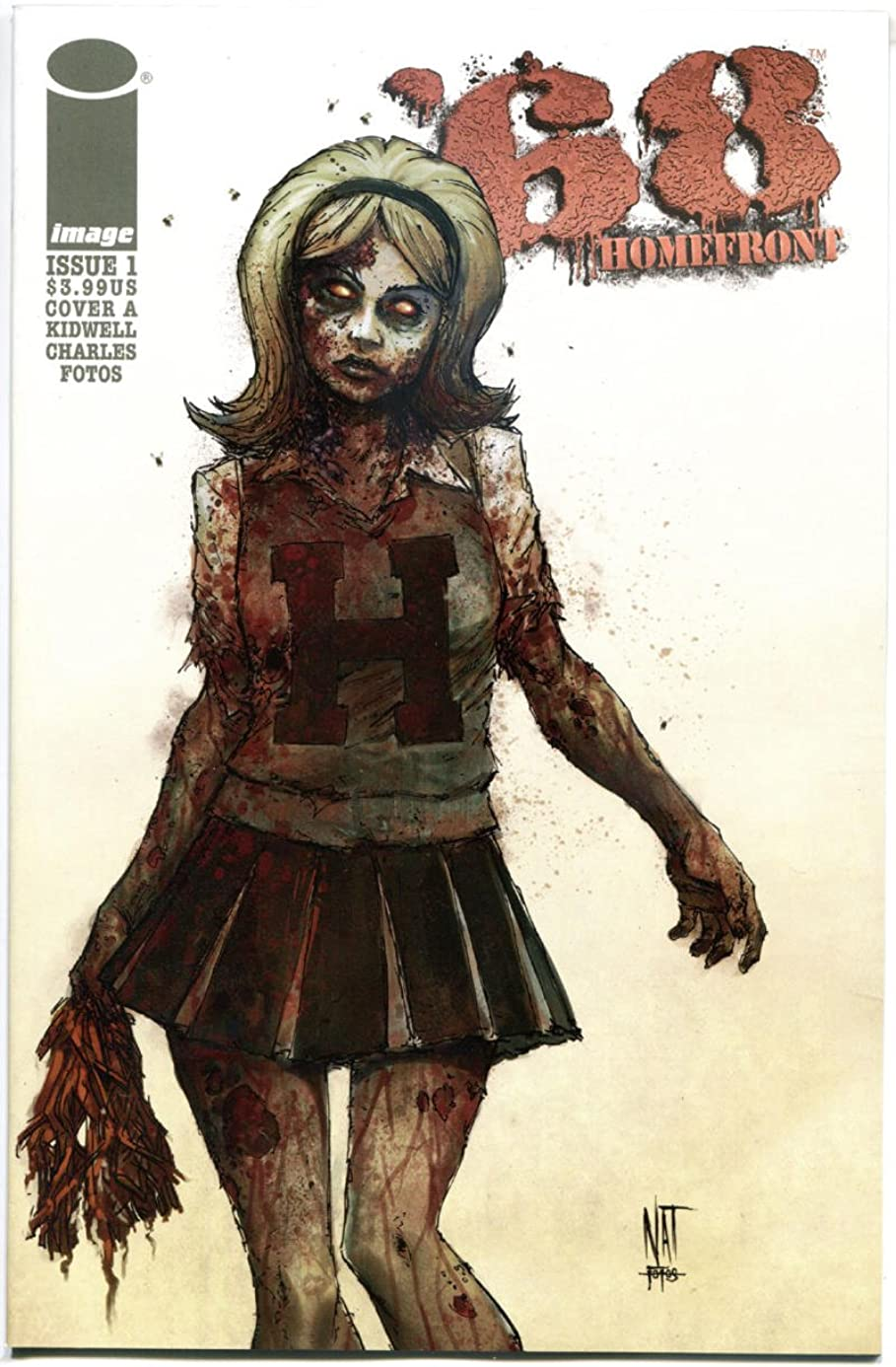 '68 HOMEFRONT #1 2 3 4 A, NM,1st, Zombie, Walking Dead, 2014, more in store, 1-4 set idz7084345