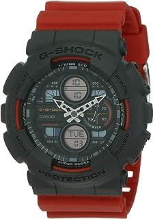 Casio G-Shock Analog-Digital Black Dial Men's Watch-GA-140-4ADR (G978)