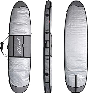 Abahub Premium Surfboard Travel Bag, SUP Cover, Stand-up Paddle Board Carrying Bags for Outdoor, 6'0, 7'6, 8'6, 9'6, 10'6, 11'6