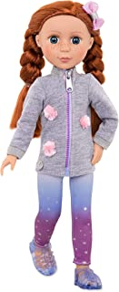 Glitter Girls Dolls by Battat - Eline 14-inch Poseable Fashion Doll - Dolls for Girls Age 3 and Up