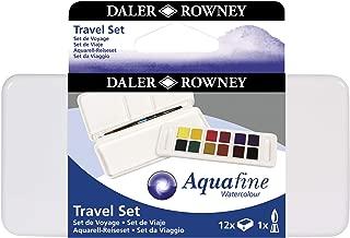 Aquafine Watercolour Travel Set