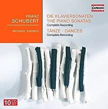 Schubert: Complete Sonatas & Dances