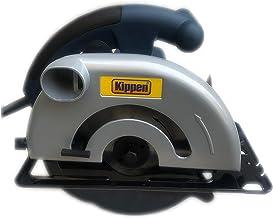 KIPPEN 4063B - Sierra circular eléctrica, 1200 W, multicolor