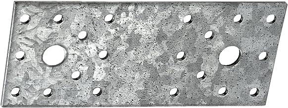 Connex Sparpack platte connector 95 x 35 x 2,5 mm, verzinkt, 25 stuks, HVG1400