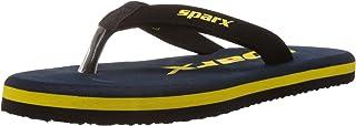 Sparx Men's Velvet Flip-Flops and House Slippers