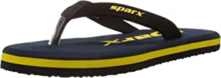 Sparx Men's Velvet Flip-Flops and House Slippers