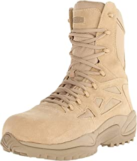 mens tan safety boots
