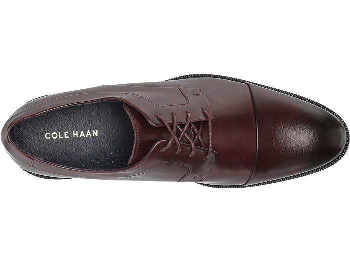 Cole Haan Hartsfield Cap Toe Oxford - Men Shoes