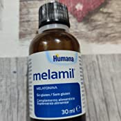 Humana COLIMIL Baby, con extractos naturales y probióticos para las molestias del cólico infantil. Complemento Alimenticio 30 ml