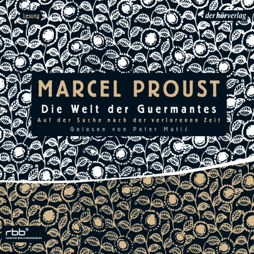 Die Welt der Guermantes  By  cover art