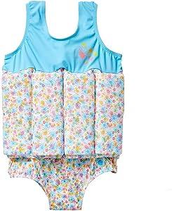 Splash About Float Suit Adjustable Buoyancy, Flora Bimbi, 1-2 Years