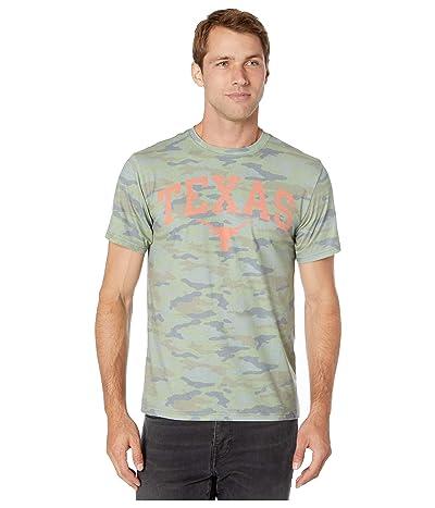 289c Apparel Texas Longhorns Troop Tee (Camo) Men
