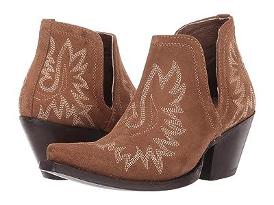 Ariat Dixon (Dijon Suede) Cowboy Boots