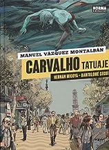 Mejor Carvalho Tatuaje Comic de 2021 - Mejor valorados y revisados