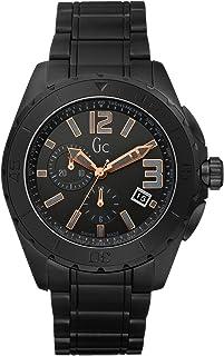 GC GUESS - Reloj de Cuarzo Man X76009G2S Sport Class XXL 45.0 mm