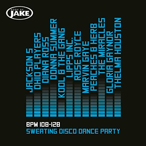 Sweating Disco Dance Party (BPM 108-128) (Continuous Mix) by