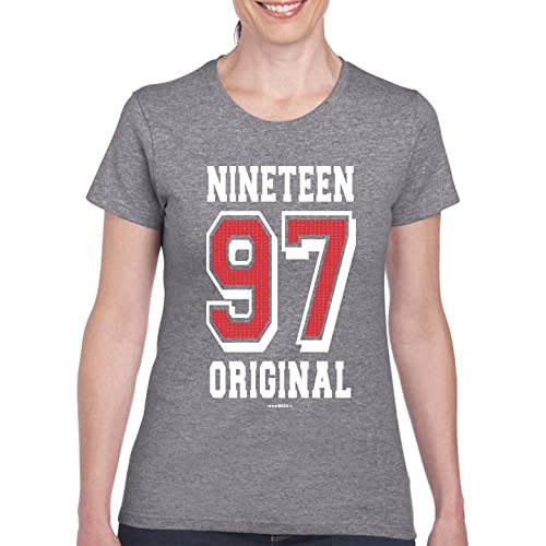 21st Birthday Gifts For Her 1998 Original T Shirt