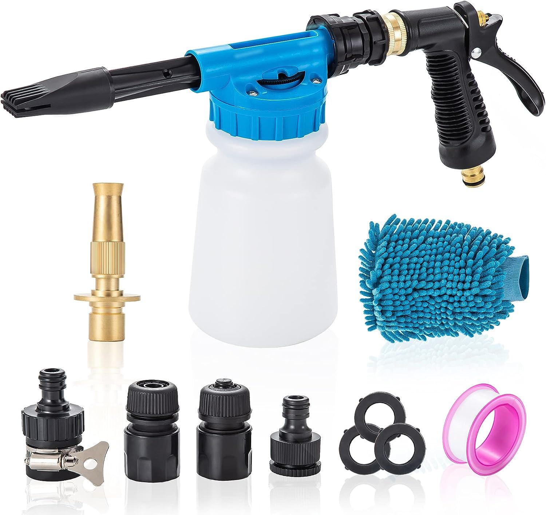 INGOFIN Car Wash Foam Cannon Gun for Garden - Hose Classic Special sale item