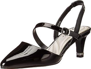 حذاء حريمي من إيزي ستريت تريسا, (Black Patent), 40 EU Wide