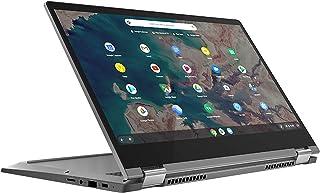 "Lenovo IdeaPad Flex 5 Chromebook Convertibile, Display 13.3"" Full HD Touch, Processore Intel Celeron 5205U, 64GB eMMC, 4GB..."